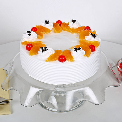 Fruit Cake 2kg Eggless