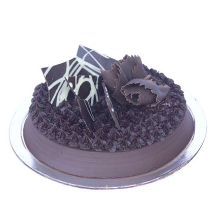 Fudge Brownie Cake 1kg Eggless