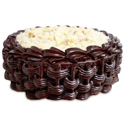 German Chocolate Cake 1kg Eggless