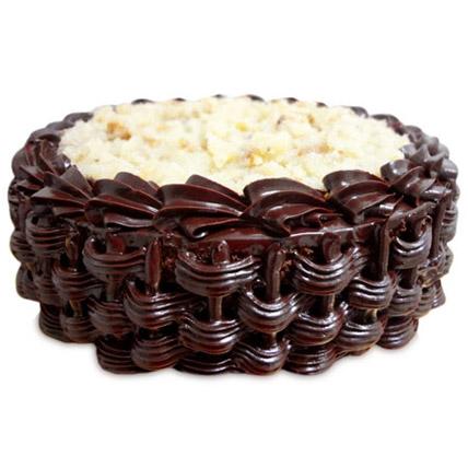 German Chocolate Cake Half kg Eggless