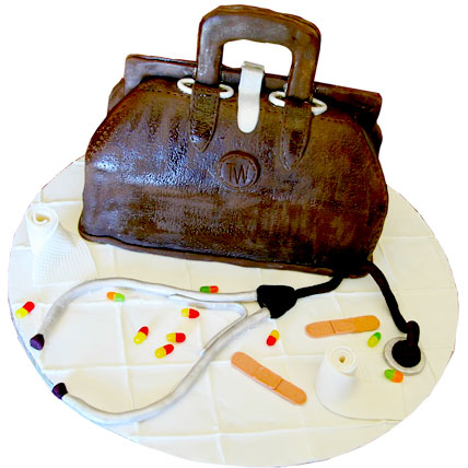Graduating Doctor Cake 4kg
