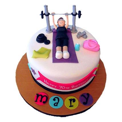 Gym Cake 2kg