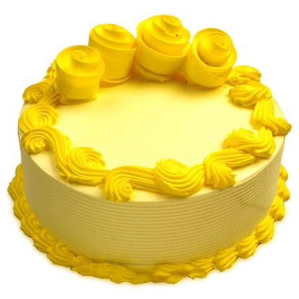 Happy Butterscotch Celebrations 2kg Eggless