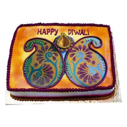 Happy Deepavali Cake 3kg