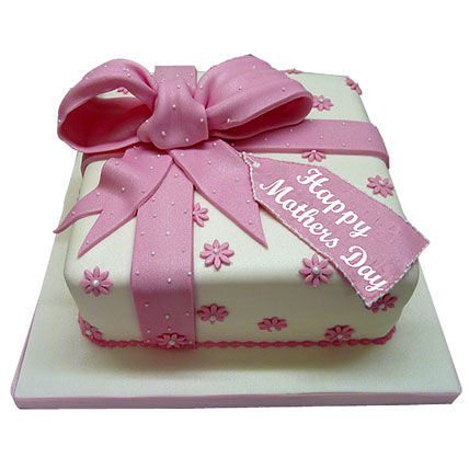 Happy Mothers Day Cake 1kg Eggless
