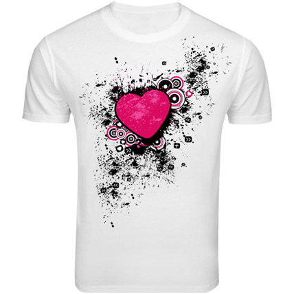 Heart Throbbing T shirt Small