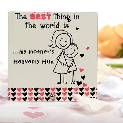 Heavenly Hug Plaque