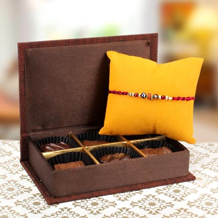 Heavenly Rakhi Box