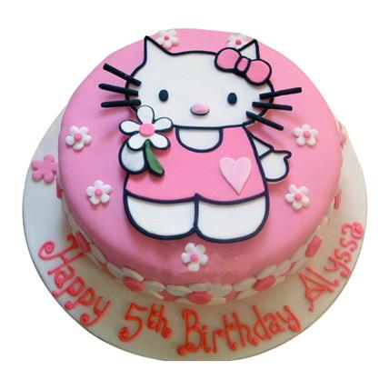 Hello Kitty Birthday Cake 4kg