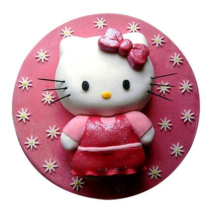 Hello Kitty Cake 5kg