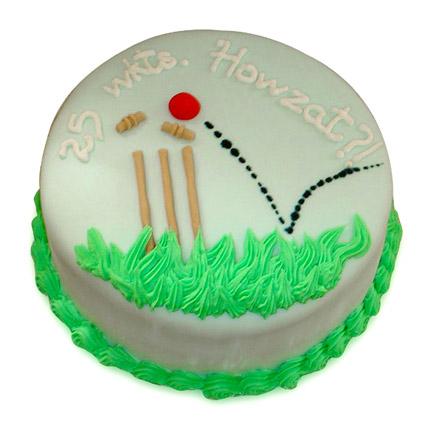 Howzat Designer Cake 1kg