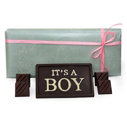 Its A Boy Chocolate