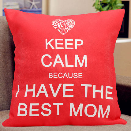 Keep Calm For Best Mom