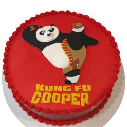 Kicking Po Cake 3kg