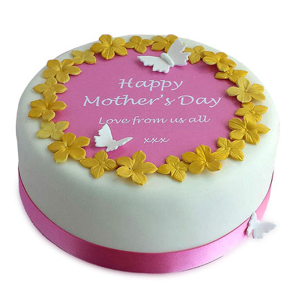 Letters to Mom Photo cake 3kg