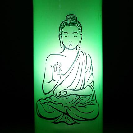 Lord Buddha Lamp