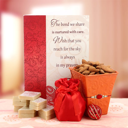 Love Hamper For Bhaiyya