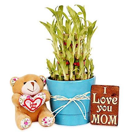 Love Luck and Mum