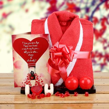 Love n Romance Hamper