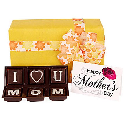 Love You Mommy Chocolates