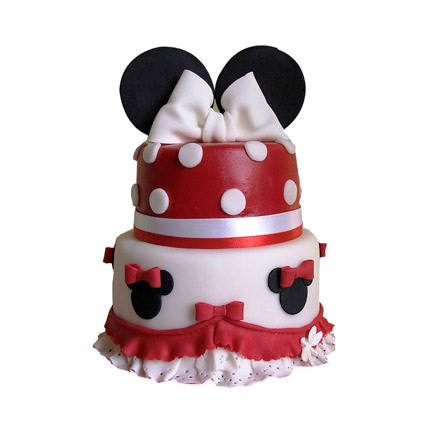 Lovely Minnie Cake 3kg