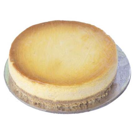 Mango Cheesecake 1kg Eggless