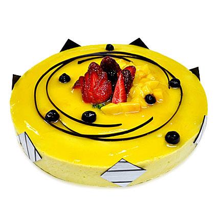 Mango Mousse Cake 1kg