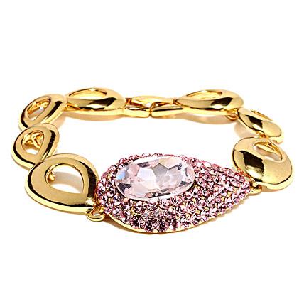 Melifa Gold Plated Bracelet
