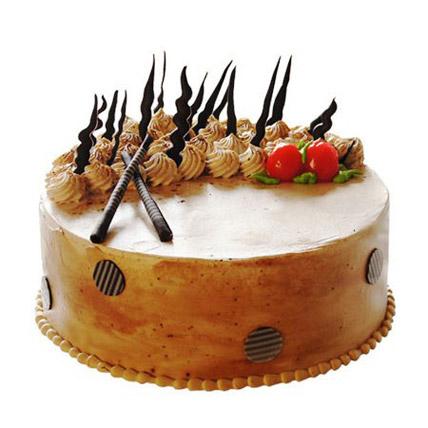Musical Cake 2kg Eggless