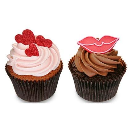 My Love Cupcakes 24 Eggless