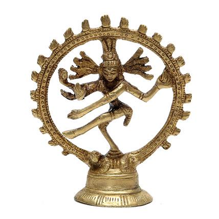 Natraj Brass Idol