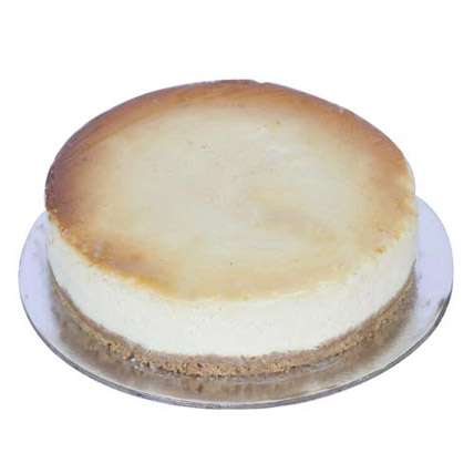 New York Cheesecake 1kg Eggless