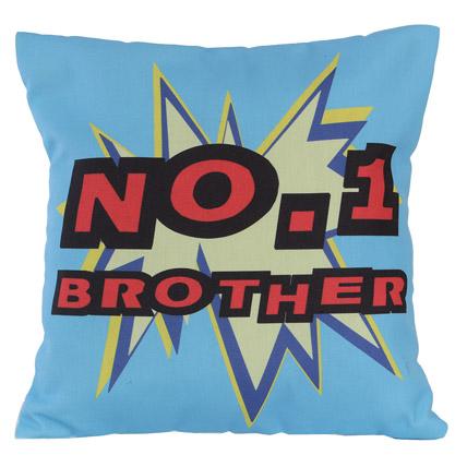 No 1 Brother Cushion