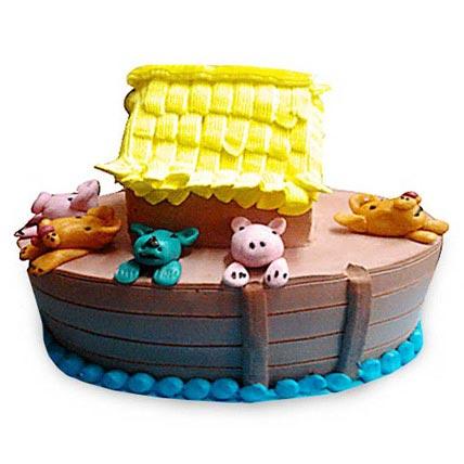 Noahs Ark Cake 4kg
