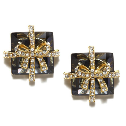 Pair Gold Plated Studs