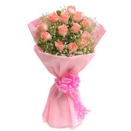 Passionate Pink 15 Rose