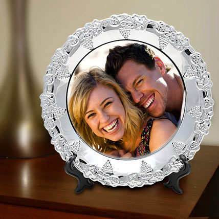 Personalized In Love Plate