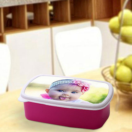 Personalized Lunch Box