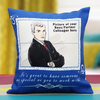 Personalized Motivating Cushion