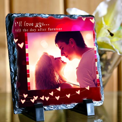 Personalized Romantic Plaque