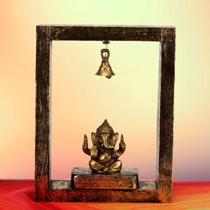 Pious Ganesha
