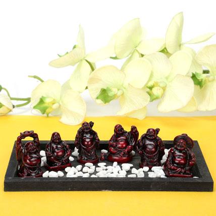 Platter Full Buddhas