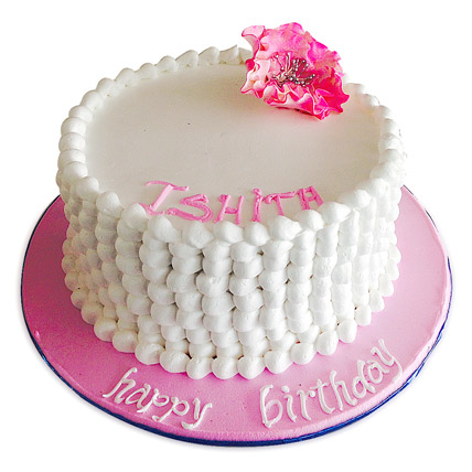 Pretty Flower Cake 2kg
