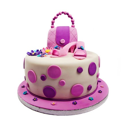 Princess Birthday Cake 5kg Eggless