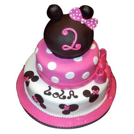 Princess Minnie Cake 5kg