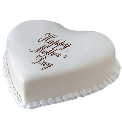 Pure Love Mom Cake 2kg Eggless