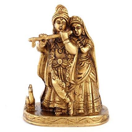 Radha Kishan Statue