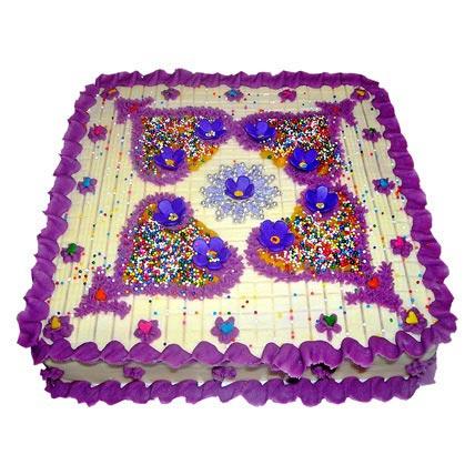 Rangoli Cake 3kg