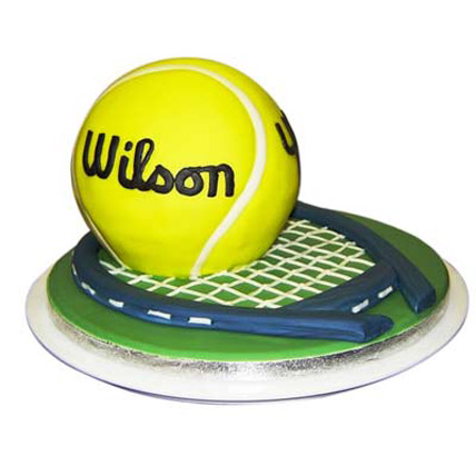 Red Velvet Tennis Cake 3kg