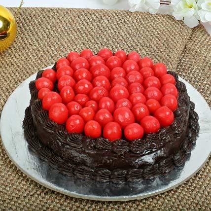 Rich Truffle Cake 2kg Eggless